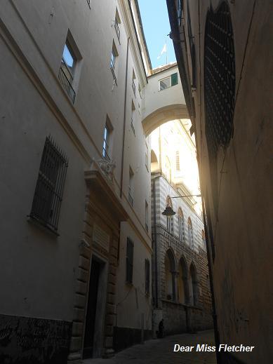 Via Tommaso Reggio