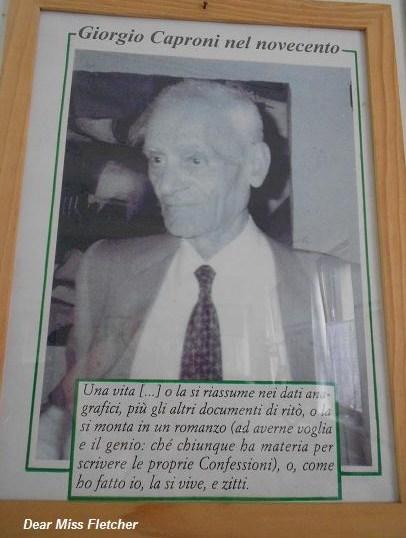 Giorgio Caproni (2)