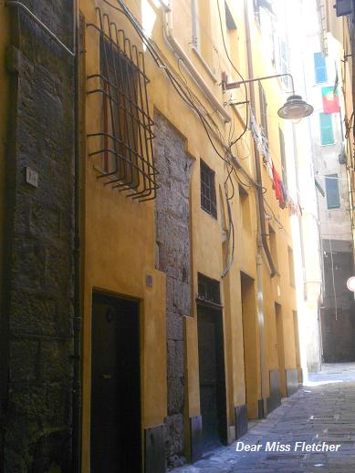 Vico dietro il Coro di San Cosimo (7a)