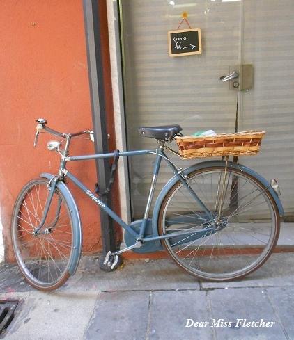 Milla in Bicicletta (0)