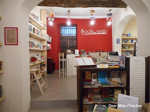 Bookowski la libreria di vico valoria dear miss fletcher