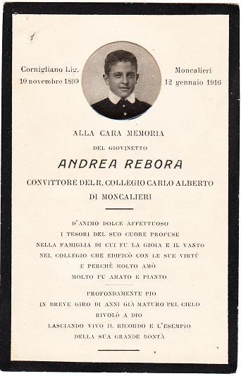 Andrea Rebora