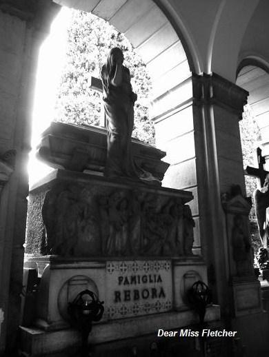 Tomba Giuseppe Rebora (2)