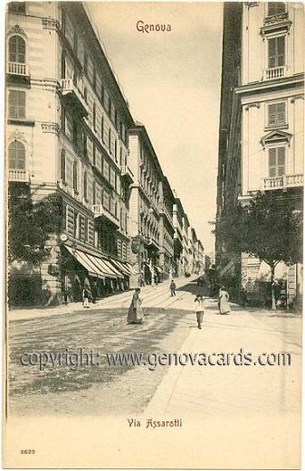Via Assarotti