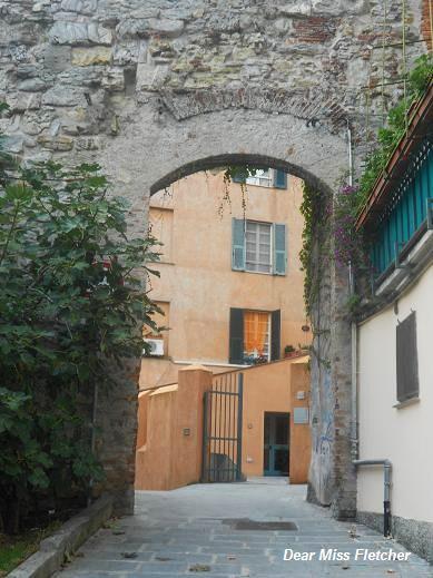 Archivolto - Via del Colle