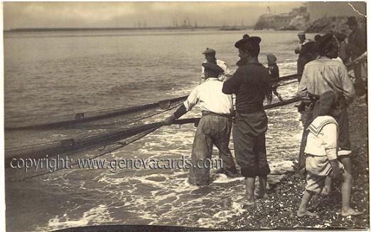 Pescatori allo Strega