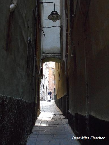 Vico alla Torre di San Luca
