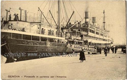 Piroscafo