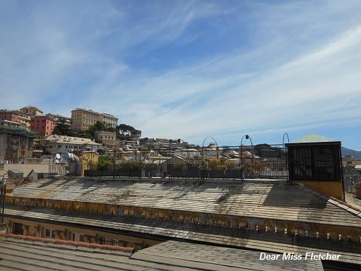 Tetti di Genova (5a)