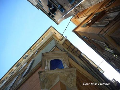 Vico di Santa Maria degli Angeli