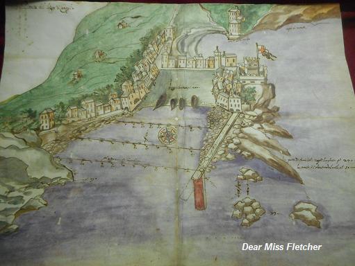 Genova, Tesori d'Archivio
