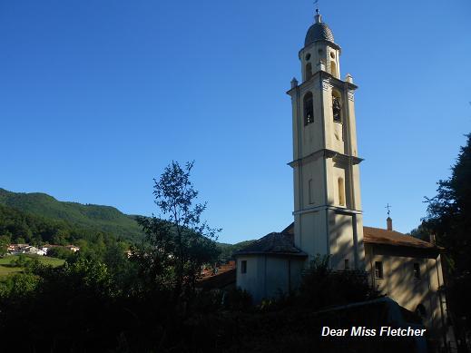 Ottobre 1376, Santa Caterina da Siena a Genova