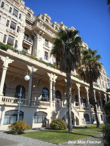 Una visita speciale al Grand Hotel Miramare