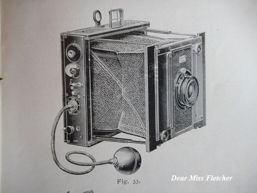 Un manuale del 1910: fotografia pei dilettanti dear miss fletcher