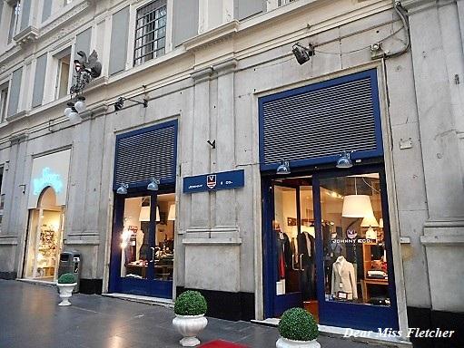 botteghe storiche negozi e locali di genova dear miss