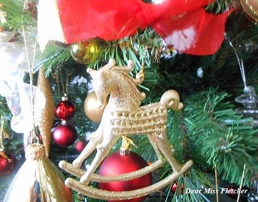 Albero Di Natale Dear Miss Fletcher