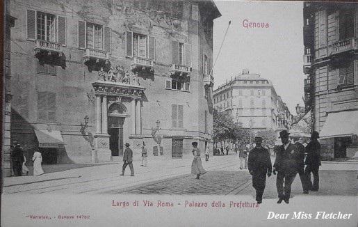 Botteghe storiche negozi e locali di genova dear miss for Bel soggiorno genova