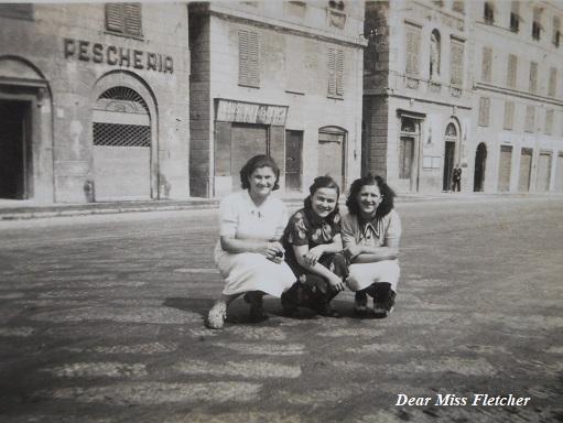 bb03b3deee93 Non so dirvi cosa sia accaduto a queste giovani donne e quale sia stato il  loro cammino nel mondo