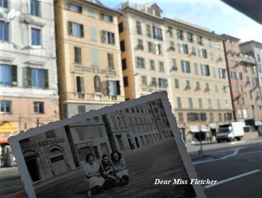 Botteghe storiche negozi e locali di genova dear miss for Arredo bagno via gramsci genova